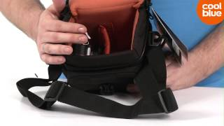 LowePro Adventura 120 cameratas videoreview (NL/BE)
