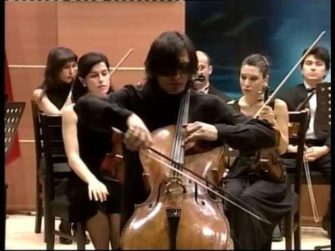 Orkestra Akademik Başkent Konseri - Benyamin Sönmez (Viyolonsel)