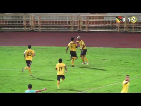 Highlight 100Plus Malaysia Premier League 2017: Negeri Sembilan vs PKNP
