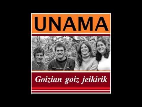 UNAMA - Goizian goiz jeikirik