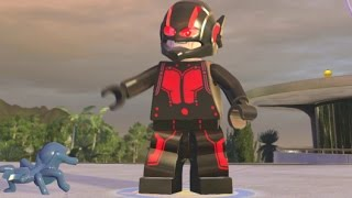 LEGO Marvel's Avengers - Ant-Man (Hank Pym) Free Roam Gameplay (DLC Showcase)