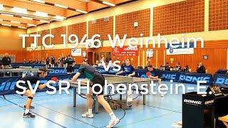 3-bundesliga-ttc-1946-weinheim-vs-sv-sr-hohenstein-ernstthal