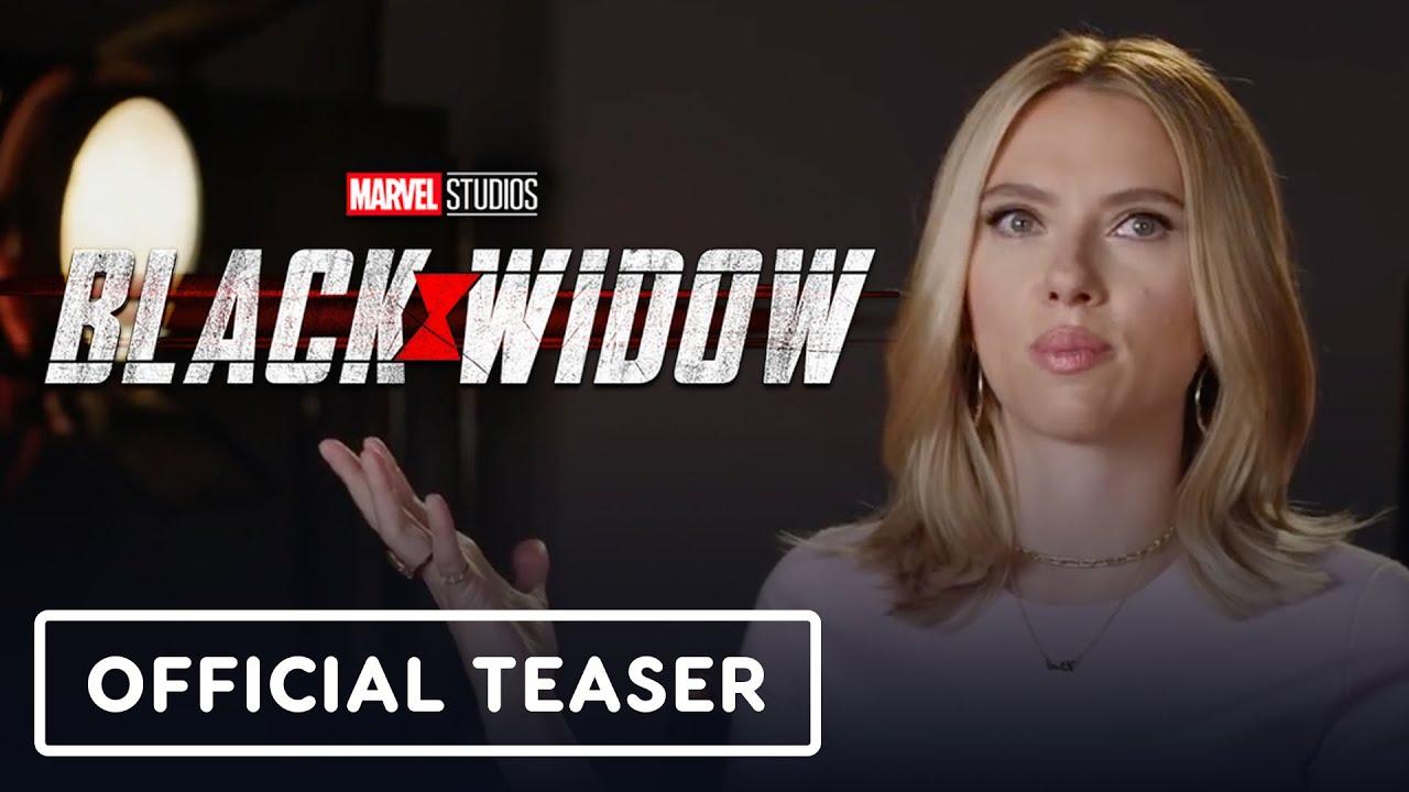 Marvel Studios' Black Widow – The Future of the MCU Teaser (2021) Scarlett Johansson, Rachel Weisz