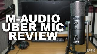 M-Audio Uber Mic Review / Test
