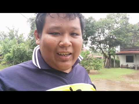 หนุ่มป๊อปปี้ ชาแนล  ไปชมน้ำท่วมที่บ้านคำชะอีตำบลคำชะอีอำเภอคำชะอีจังหวัดมุกดาหาร