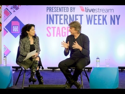 IWNY 2013 Keynote - David Rockwell (Rockwell Group) In Conversation With Chee Pearlman