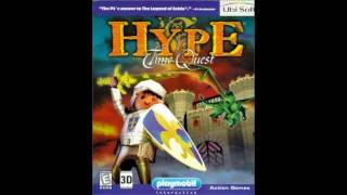 """""""Hype: The Time Quest"""" - Main Soundtrack"""