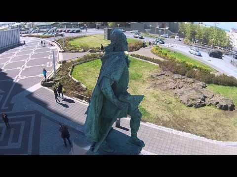 Iceland in Motion -- Hallgrímskirkja