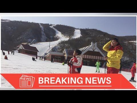 [Breaking News] Koreas try diplomacy in North Korea Olympic ski resort