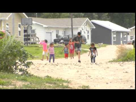 Mission Trip 2014 - The Spirit Lake Nation
