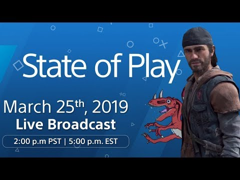 PlayStation State Of Play Reaction LIVE - New PS4 Games, Days Gone Trailer & More!