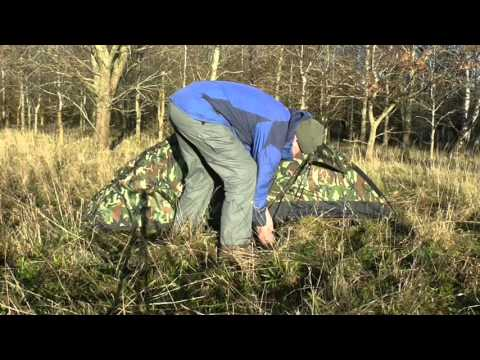 Miltec Recon One Tent. A Stormy Wild C& & NORTH RIDGE COL LITE 1 MAN TENT | aka VIDEOS