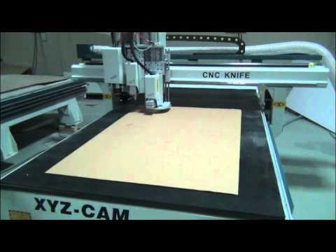 P3 CNC Knife Multipurpose (XCT creasing wheel/ XOT oscillating tangential  knife/ Drag knife   )