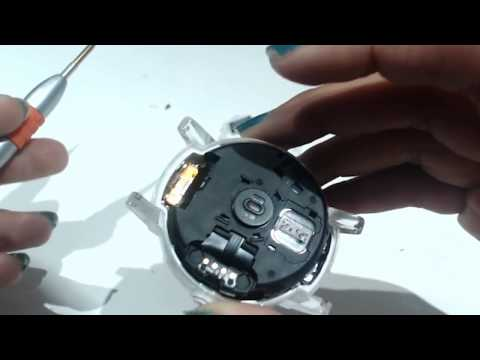 Tic Watch E Mobvi Disassembly / Take Apart + Issues Repair Internals/PCB