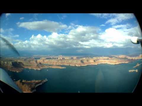 Camilo'sVlog | Vuelo sobre el Lake Powell | USA 2013