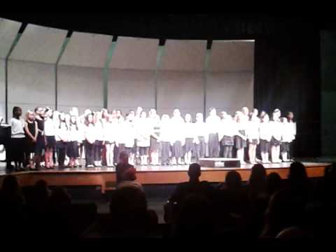 Worthington Elementary School Choir-Spring Concert