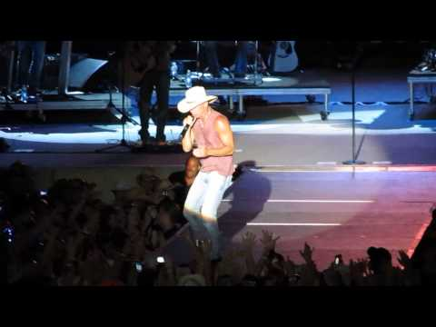 Kenny Chesney  Somewhere With You Cavendish, PEI
