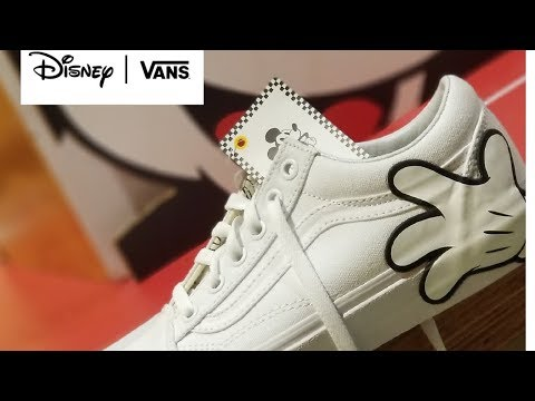 Mickey's 90th Birthday Celebration: All-New Disney Vans![2018]
