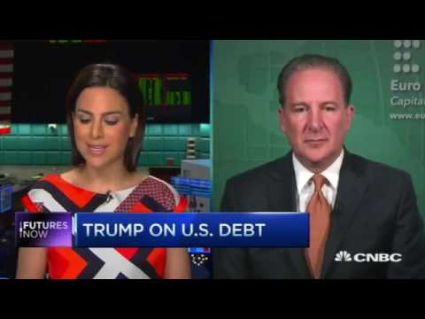 LISTEN to THIS.. TRUMP is RIGHT on US DEBT. (Pre-General election)