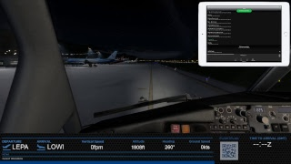 [2GSim ANO 5] Boeing 737 NG / Palma de Malorca - Innsbruck