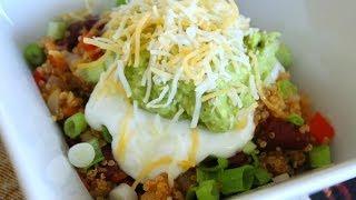 Stay Fit Sunday | Tex Mex Quinoa Salad