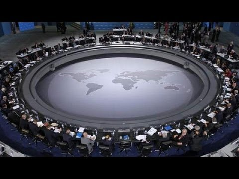 FULL LENGTH - Global New World Order Government Through Cent