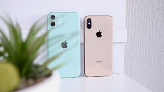 iPhone 11 vs iPhone XS Detailed Camera Comparison