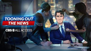 Tooning Out The News | New Series Now Streaming | CBS All Access