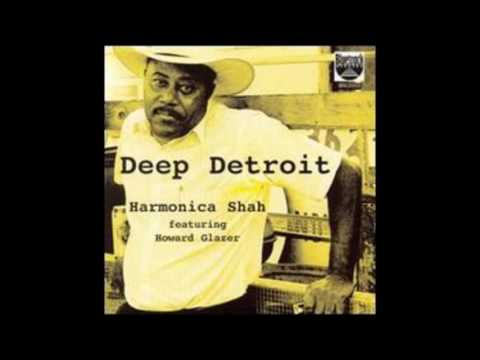 HARMONICA SHAH (Oakland, California, U.S.A) - Woman Let It Groove (instr.)