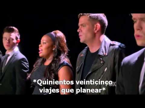 Glee seasons of love- 5x03 subtitulada al español