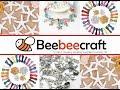UNBOXING BeeBeeCraft - Craft Supplies ❤