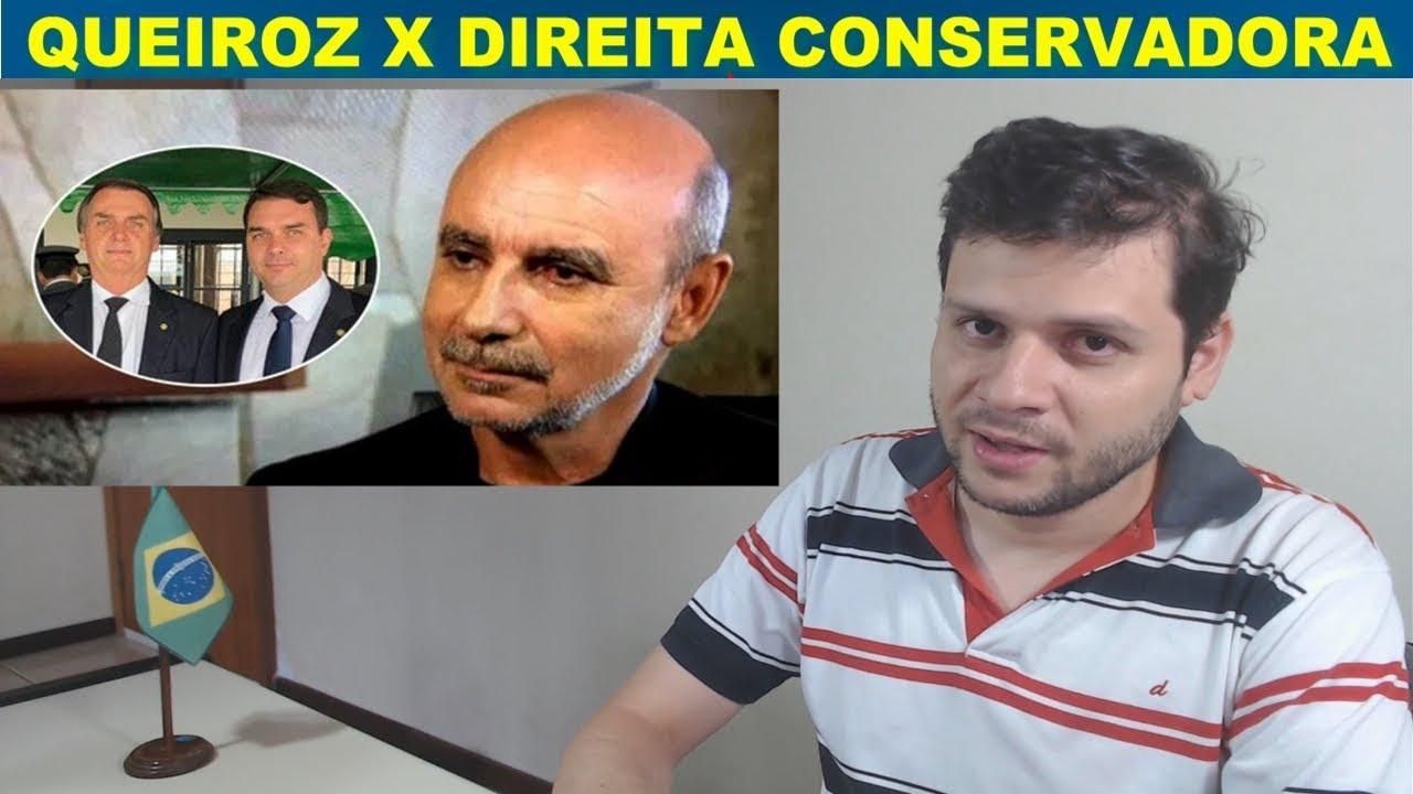 A posição da direita conservadora sobre o caso Queiroz e Flávio Bolsonaro