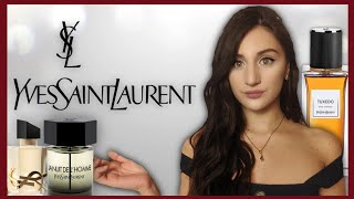 ALL YOU NEED TO KNOW ABOUT YVES SAINT LAURENT ! | + TOP YSL FRAGRANCES