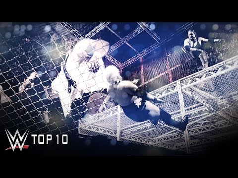 Thumbnail: Most Destructive Hell in a Cell Moments - WWE Top 10