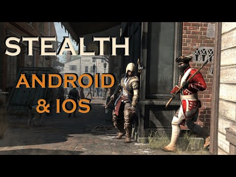 Top 10 Stealth Games For Android & Ios Of All Time!