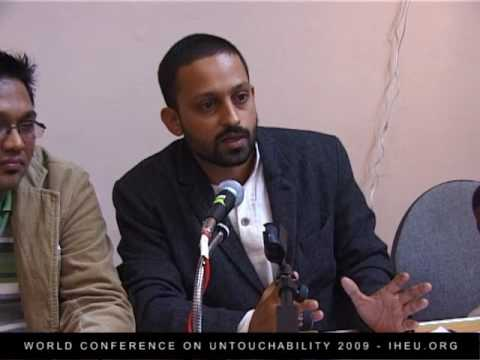 World Conference on Untouchability 2009 - Lessons from Social and Constitutional Intervention