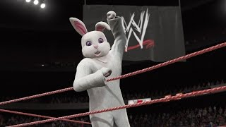 wwe 2k16 mortal rabbit's kombat x-ray