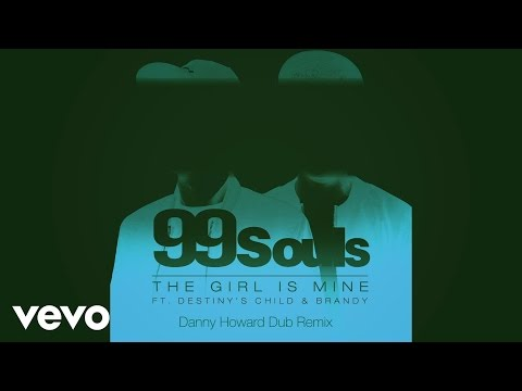 The Girl Is Mine (featuring Destiny's Child & Brandy) (Danny Howard Dub Remix) [Officia...