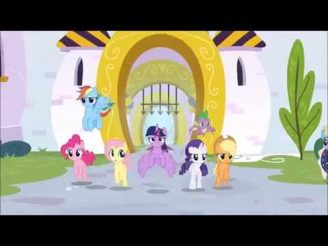 [1] My Little Pony | Сезон 9 | Серия 1  | «Дружба — это чудо» | Начало