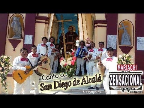 Canto a San Diego de Alcala Mariachi zensacional de Noe Zepeda