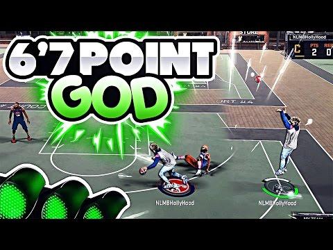 THE RETURN OF THE SAUCE GOD 😱 | NBA 2K17 MYPARK | 6'7 PLAYMAKER GOD @ SUNSET | BREAKING ANKLES !