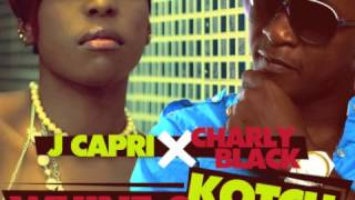 CHARLY BLACK & J CAPRI - WINE & KOTCH EDF REMIX [DJ FLAG