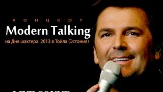 [HD] Thomas Anders (Modern Talking). Live In Concert. 2013.