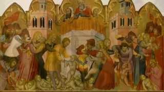 Francesco Landini - Fortuna ria - Ballata for 2 tenor vielles