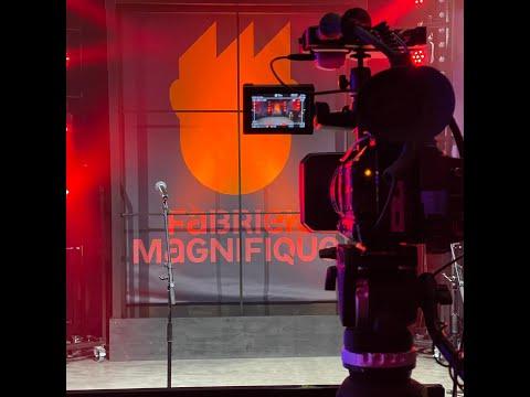 Livestream Fabriek Magnifique 2021