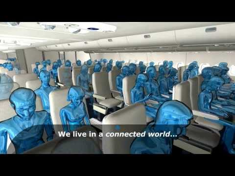 ARINC Cabin Connect In-Flight Broadband   Airline Satellite Communications (SATCOM)