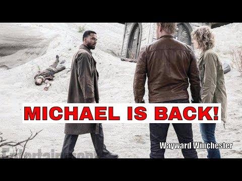 FIRST LOOK at MICHAELs Return In Supernatural Seas 13!