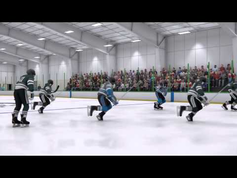 New Hampton School Jacobson Ice Arena Video Rendering