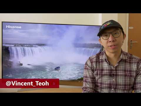 Hisense U8B 4K ULED TV Review