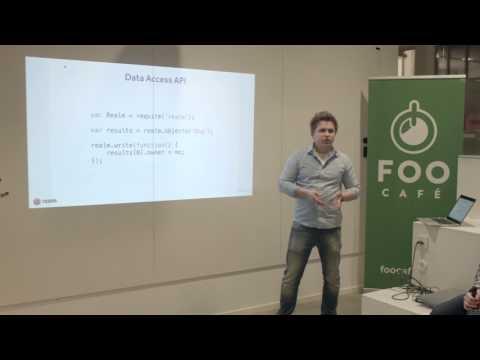 Syncing Data With Realm Mobile Platform - Dmitry Obukhov
